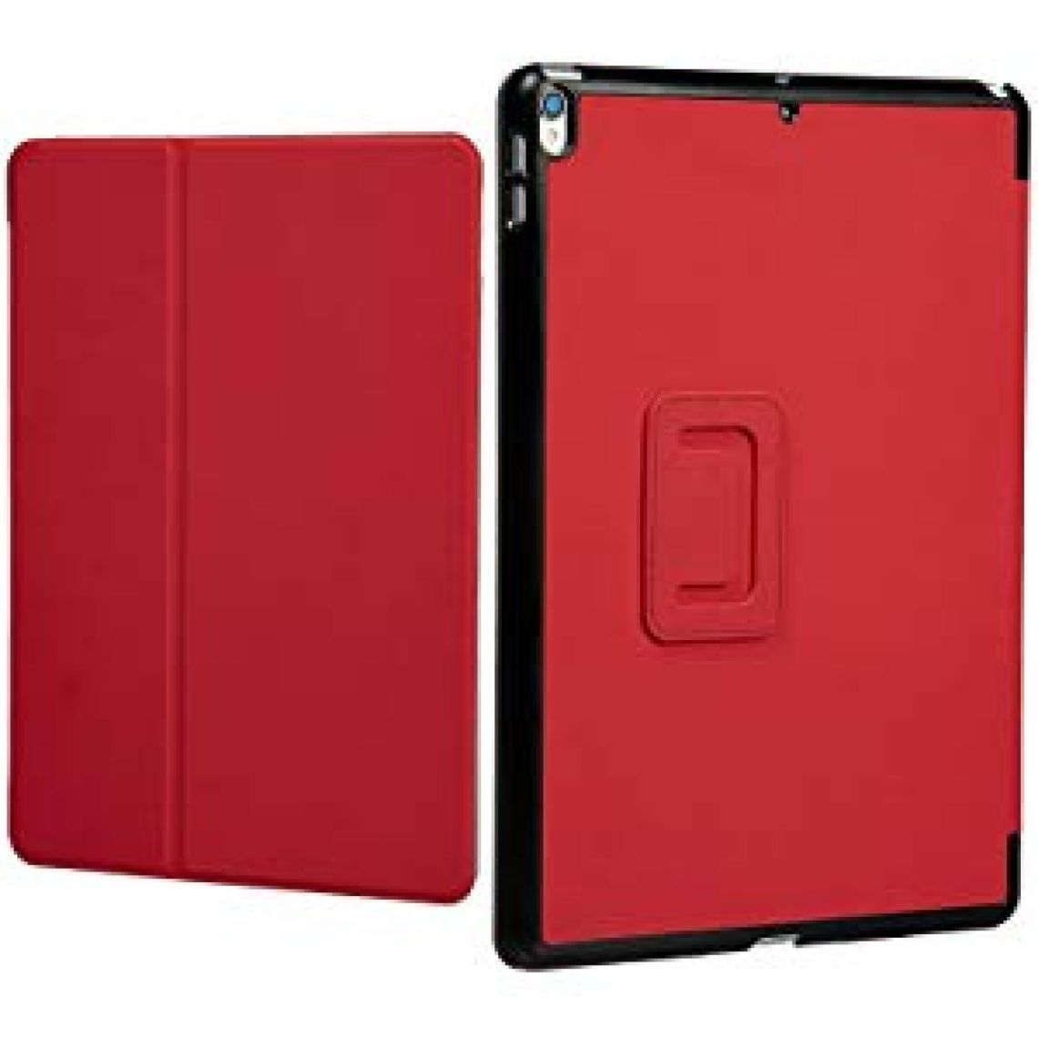 "Amazon.com: AmazonBasics New iPad Pro 2017 Smart Case Auto Wake/Sleep Cover, Red, 10.5"": Computers & Accessories"