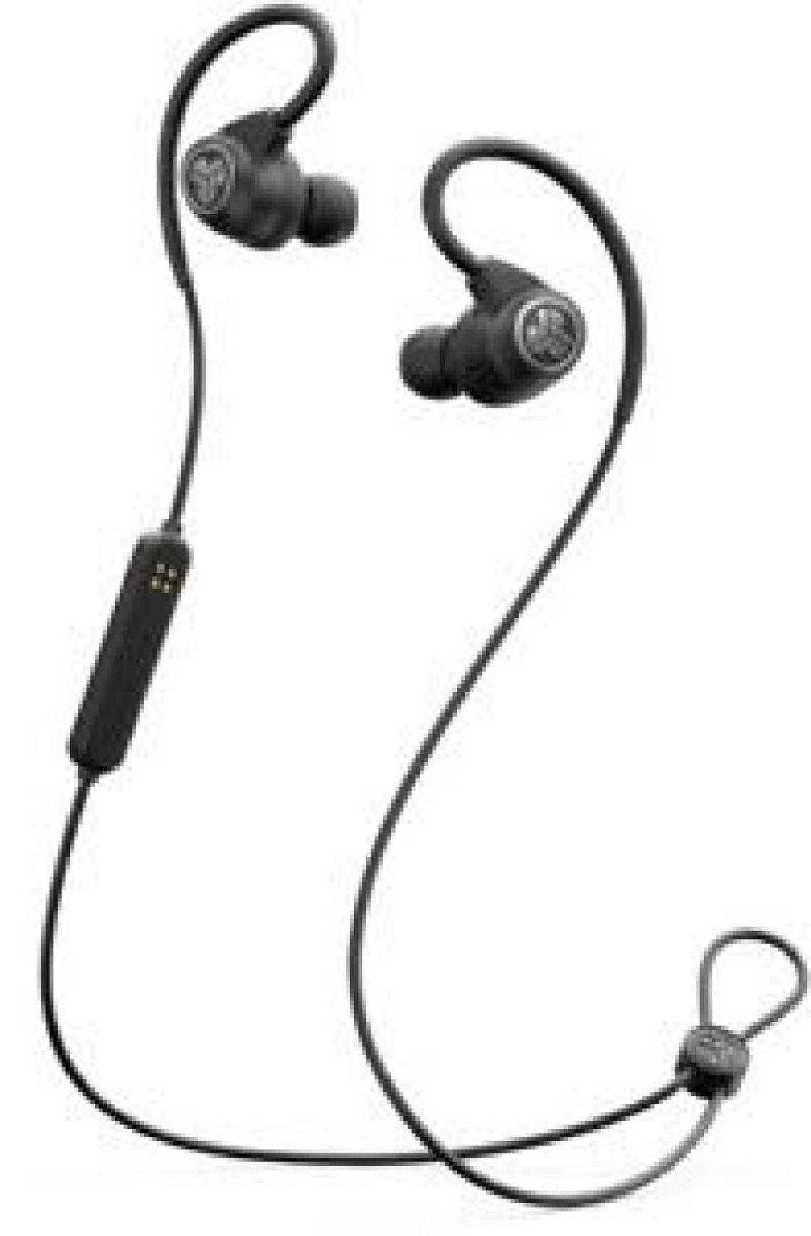 JLab Audio - Epic Sport Wireless In-Ear Headphones - Black | eBay