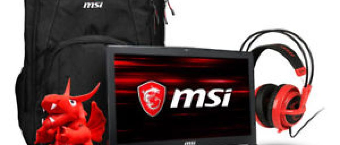 Buy MSI 17.3″ Quad Core i7 Gaming Touchscreen Laptop Bundle for $1099.99 (Was $1,399.00)