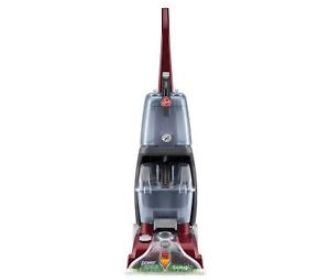 Buy Hoover Power Scrub Deluxe Multifloor Carpet Cleaner & Washer for $72.67