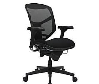 Buy Ergonomic Mid-Back Mesh/Fabric Chair for $53.99 (Was $249)