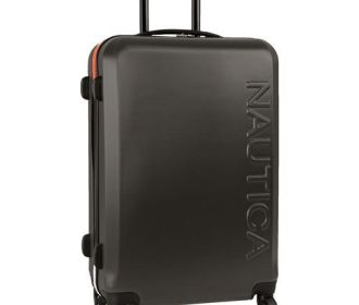 Buy Nautica Luggage Ahoy 28″ Hardside Spinner $65 (Was $400)