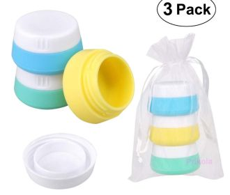 Buy Travel Bottles Silicone Containers Set for $3.99 (Was $8.89)
