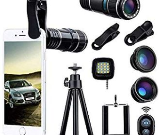 Buy 4-in-1 Cell Phone Camera Lens for $14.79 (Was $36.99)