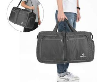 Buy Travel Duffel Bag for $12.99 (Reg : $25.99)