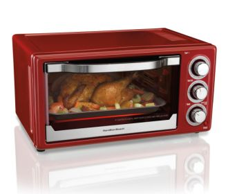 Buy Hamilton Beach 6 Slice Toaster Convection/Broiler Oven for $29.99 (Reg. Price $49.96)