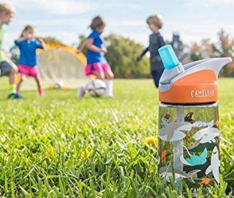 Buy CamelBak eddy Kids 12oz Water Bottle for $8.36 (Reg : $12.49)
