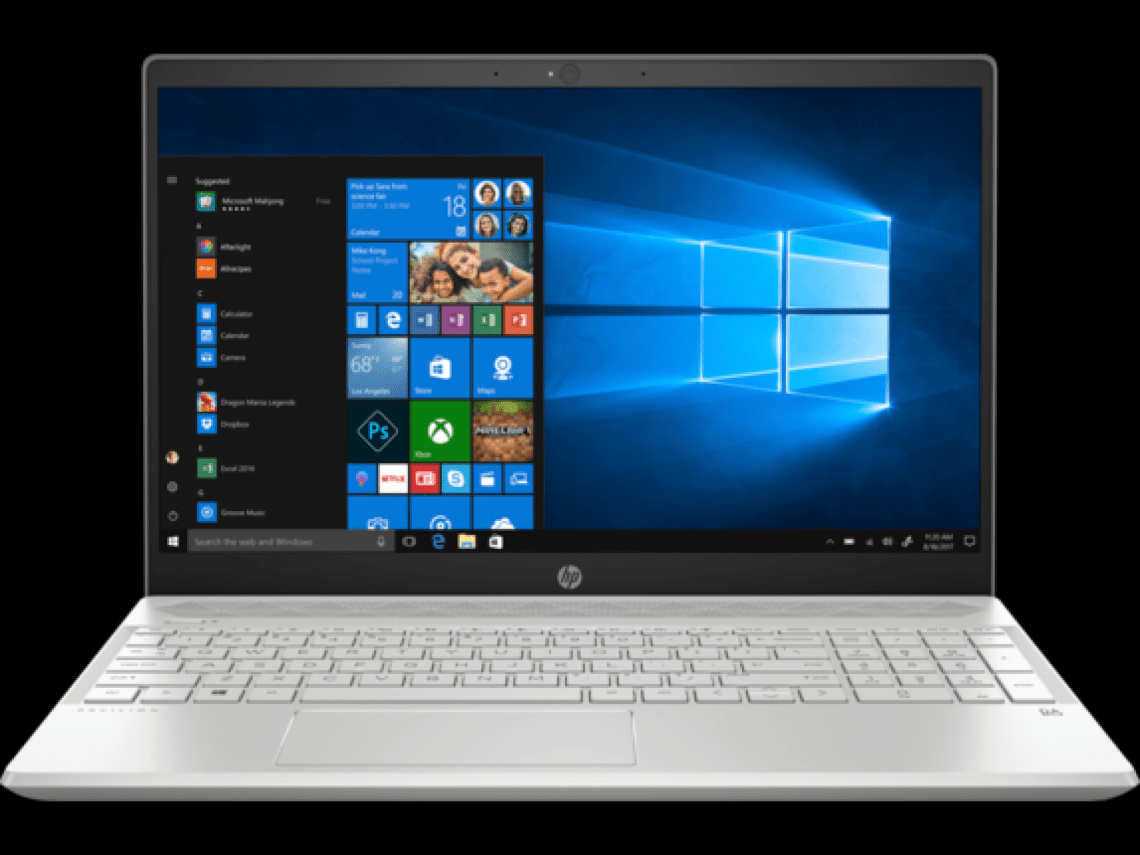 HP Pavilion 15t Laptop is powered by an Intel Core i7 1.8 GHz Processor, 8GB RAM & 1 TB HDD.