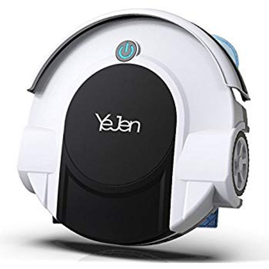 Amazon.com - YEJEN Robotic Cleaner with Drop-Sensing Technology, Vacuum and Sweeper for Hard Floor and Low-Pile Carpet, HEPA-Style Filter&Mopping Function - Cleaning Robot(Deluxe Edition) -
