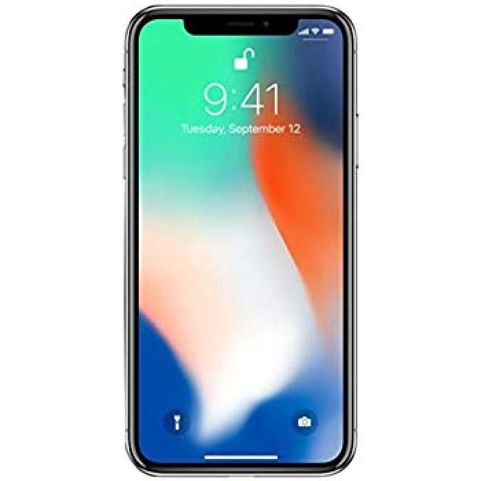 Amazon.com: Apple iPhone X, GSM Unlocked, 64GB - Silver (Refurbished): Cell Phones & Accessories