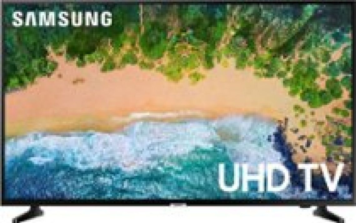 "Samsung 55"" Class - LED - NU6900 Series - 2160p - Smart - 4K UHD TV with HDR Black UN55NU6900BXZA - Best Buy"
