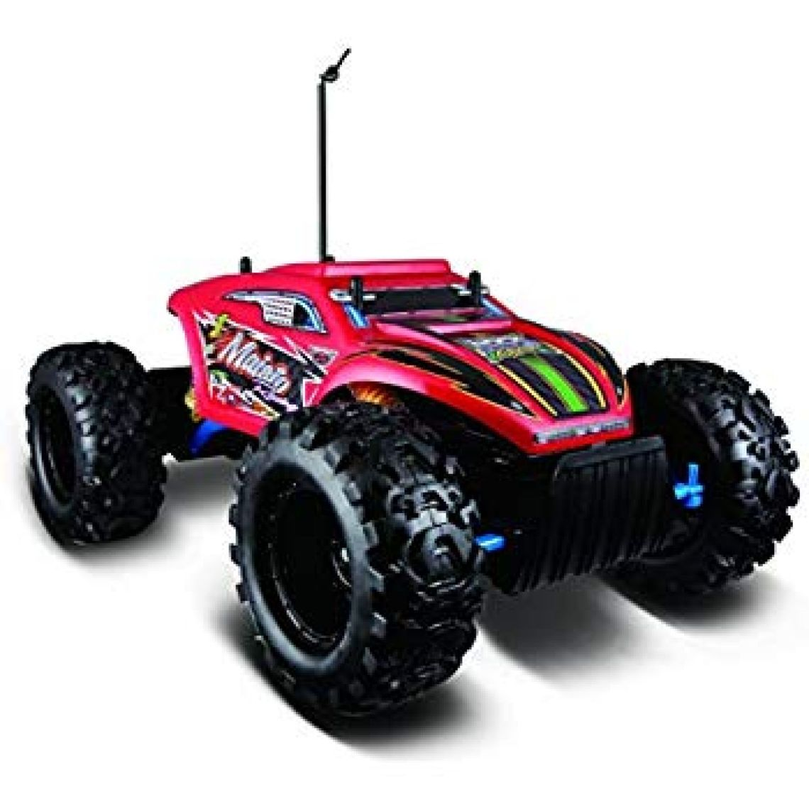 Amazon.com: Maisto R/C Rock Crawler Extreme Radio Control Vehicle, Colors may vary: Toys & Games