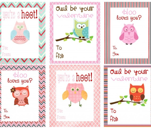 Mommy Hints  Free Printable Valentines Day Cards For Kids To Take