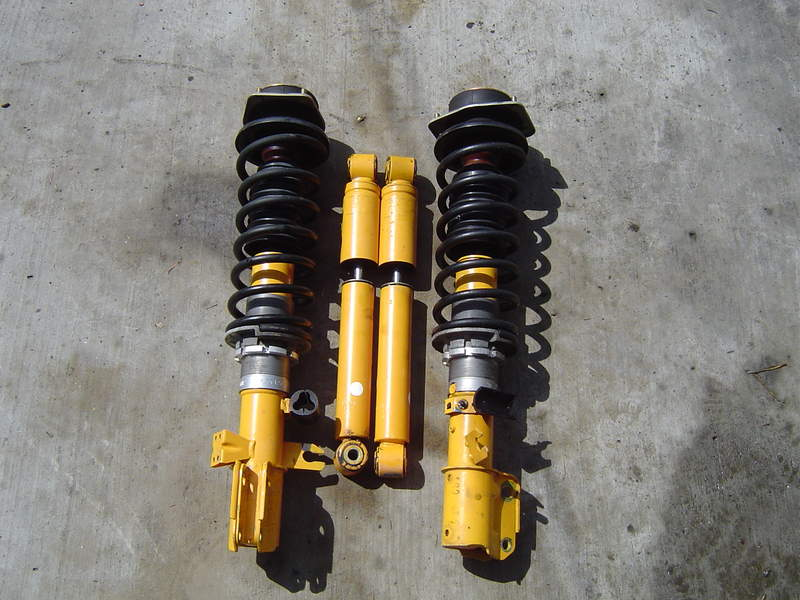 1988 - 1989 Porsche 944 Turbo M030 Option Koni Suspension