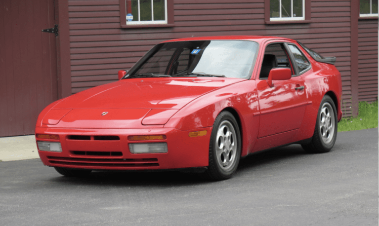 Porshce 944 Turbo