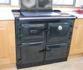 Rayburn 600K oil fired ex display range cooker Feb 18
