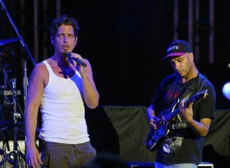 Audioslave:Chris Cornell