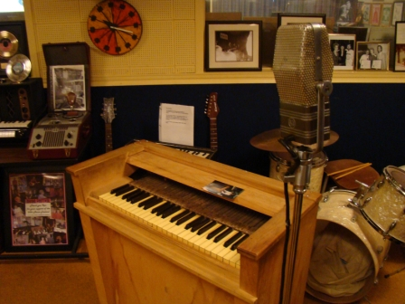 Buddy Holly's microphone