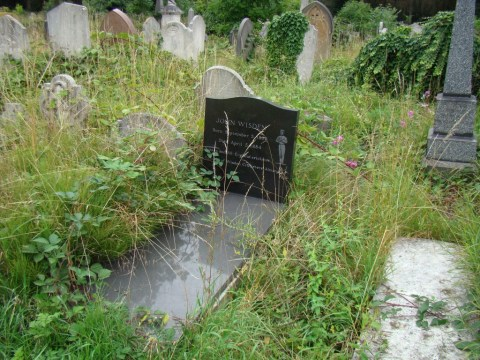 Cricket maven John Wisden—Brompton Cemetery