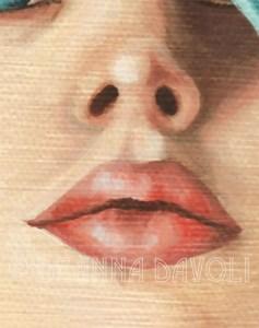 Faerie Funk 2 - Lips Detail