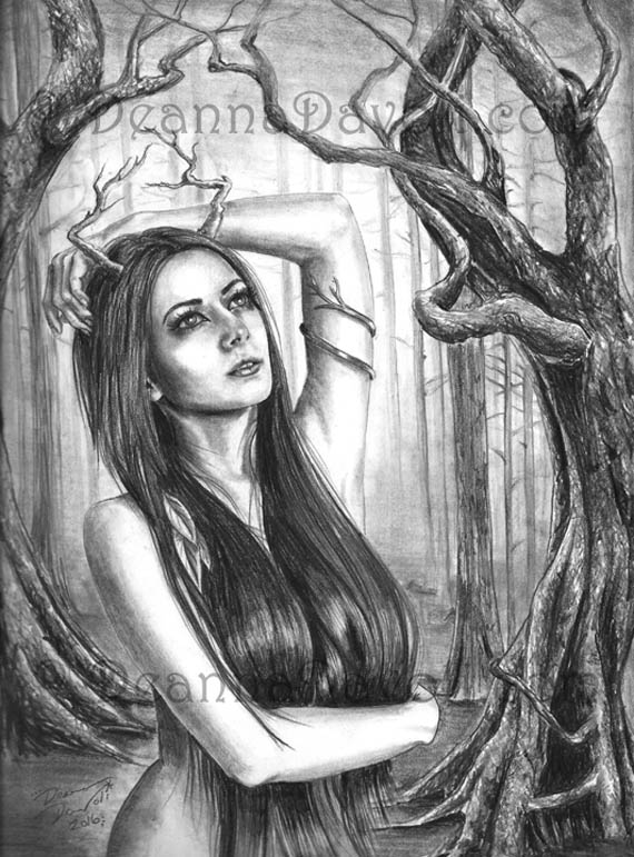 Ancient Dryad