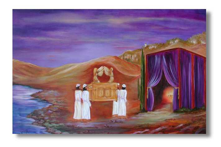 Bridal chamber of Christ and His Bride