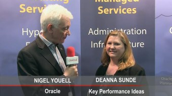 Deanna Sunde Collaborate16 PBCS interview video