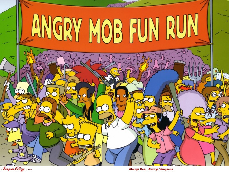 simpsons-mob