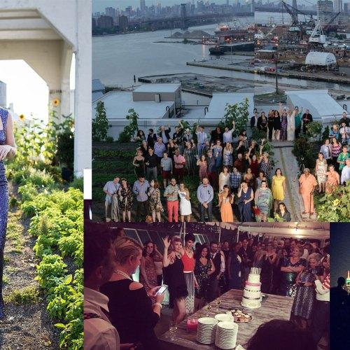 My 40th Birthday Not-Wedding Party
