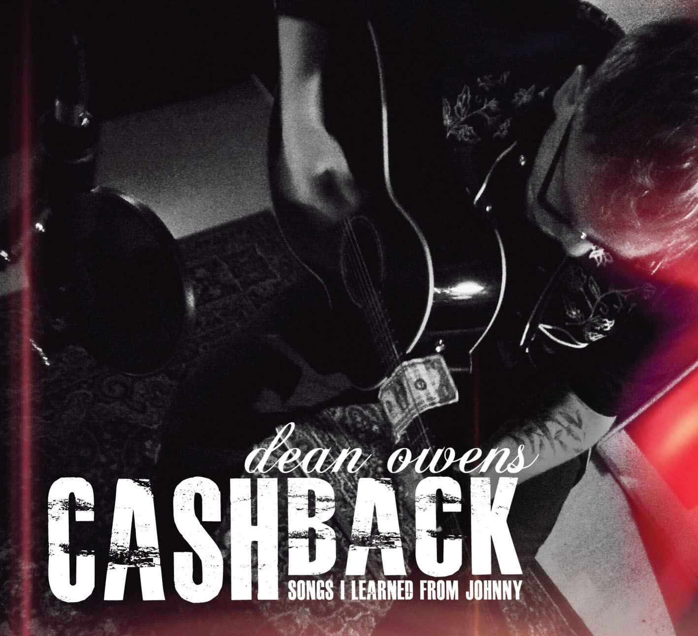 Cash Back (Songs I Learned From Johnny) (2012)