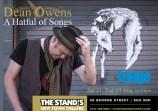 Dean Owens - Fringe - eflier