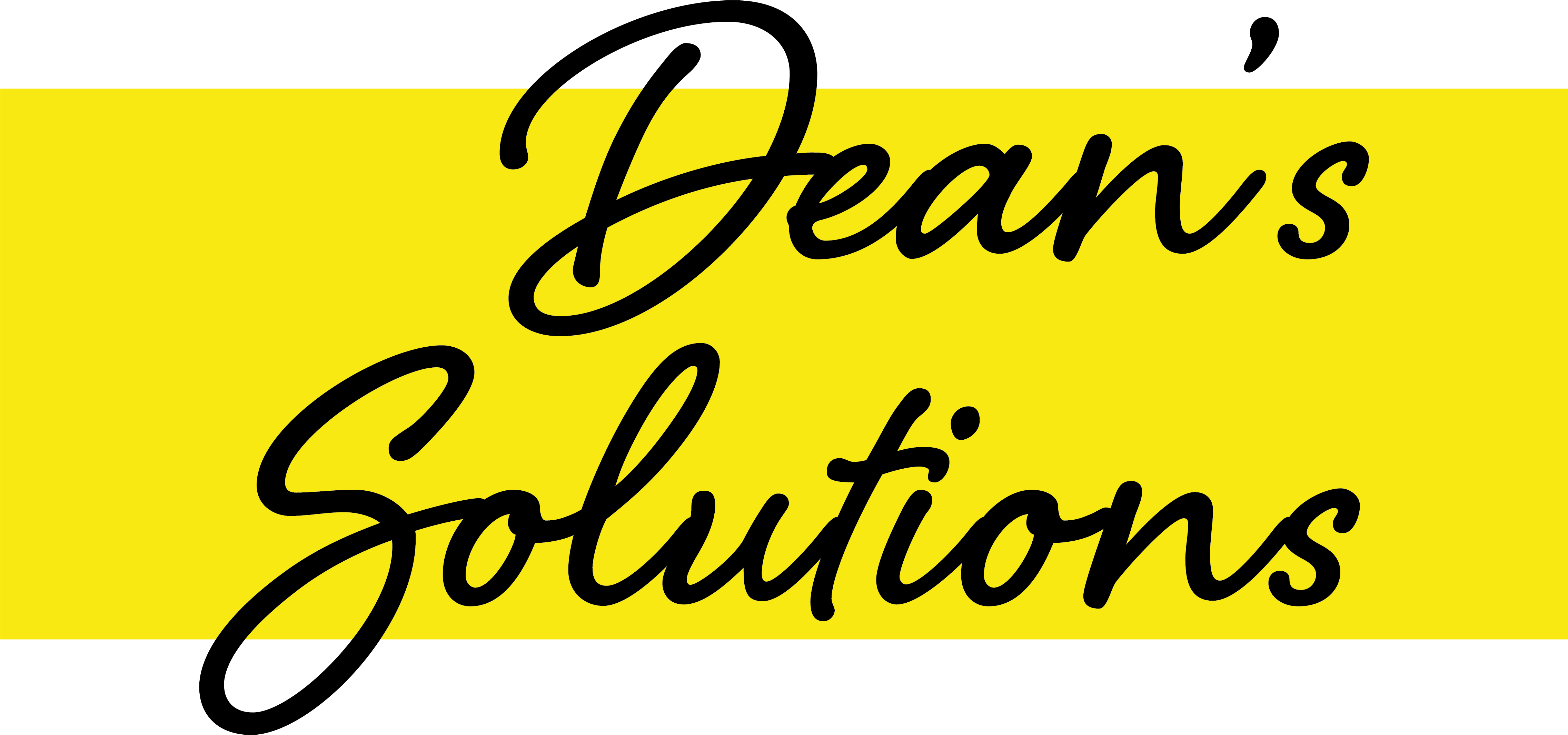 Dean's Solutions