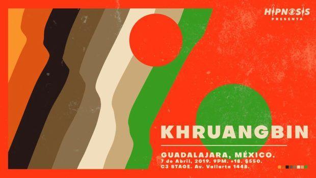 Resultado de imagen para Khruangbin guadalajara