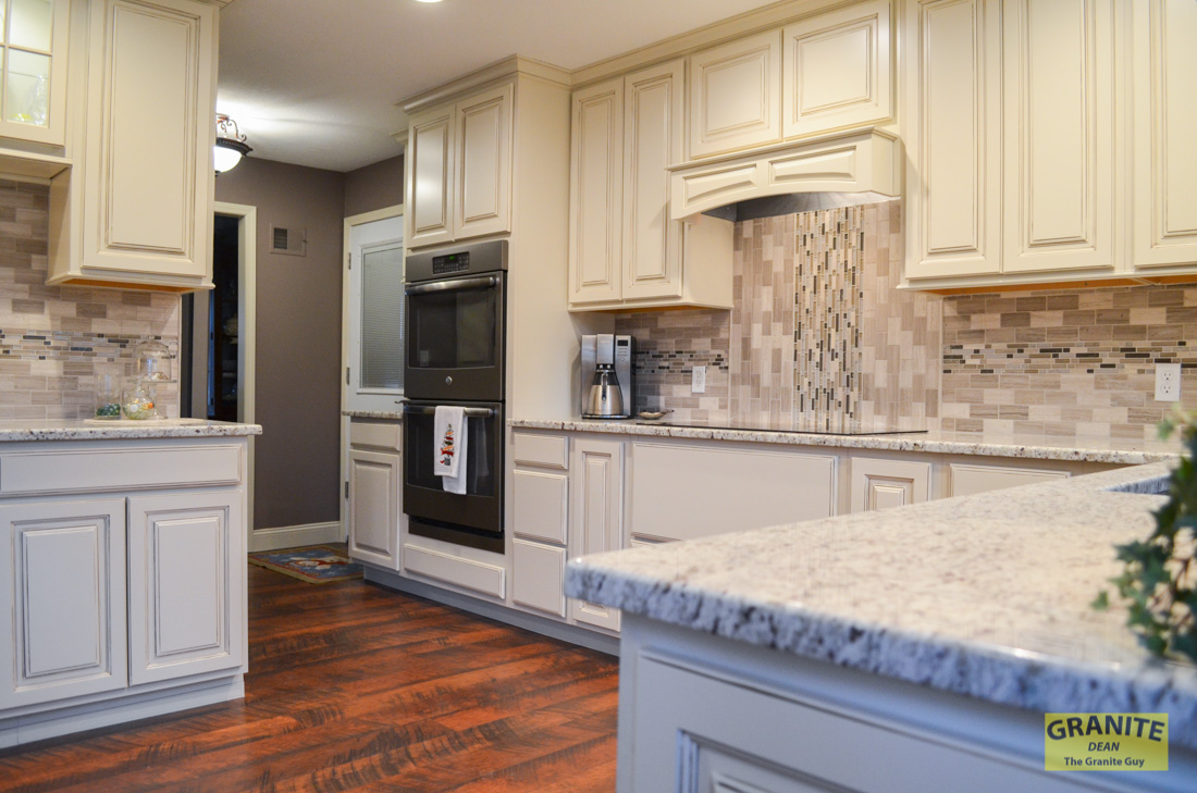 kitchen remodel – david and lisa in overland park, ks | dean the