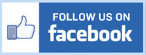 follow on Facebook button