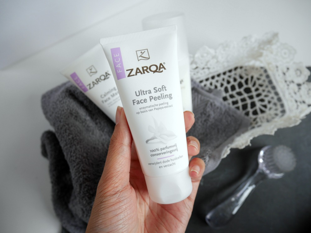 Zarqa Ultra Soft Face Peeling