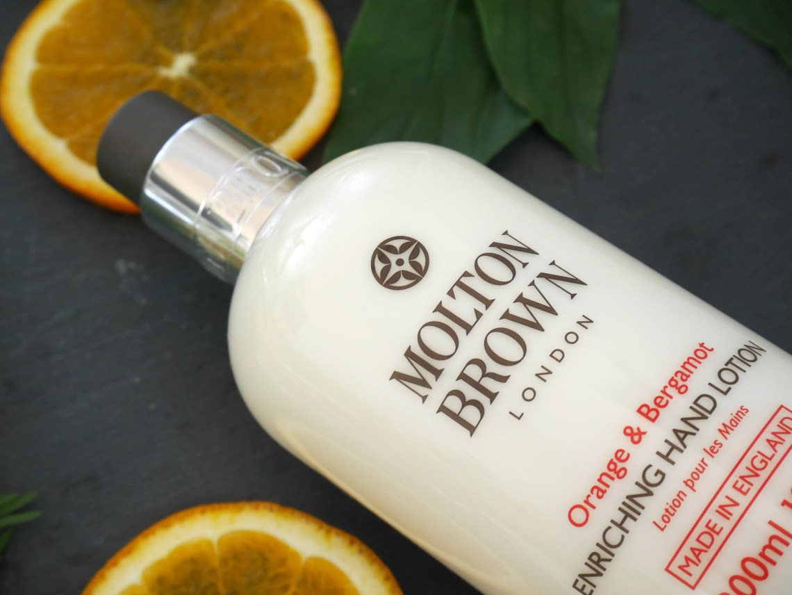 Molton Brown orange & Bergamot