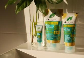 dr. organic skin clear