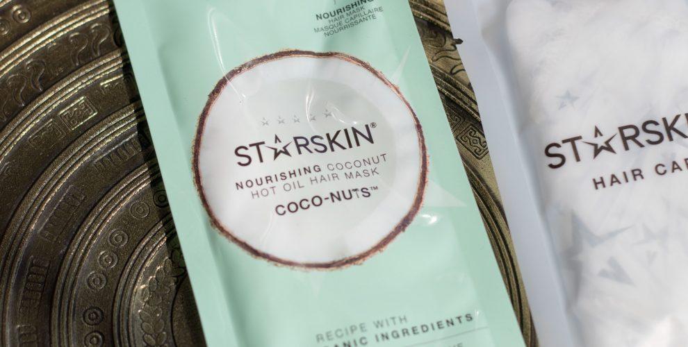 Starskin Hot Oil Hair Mask