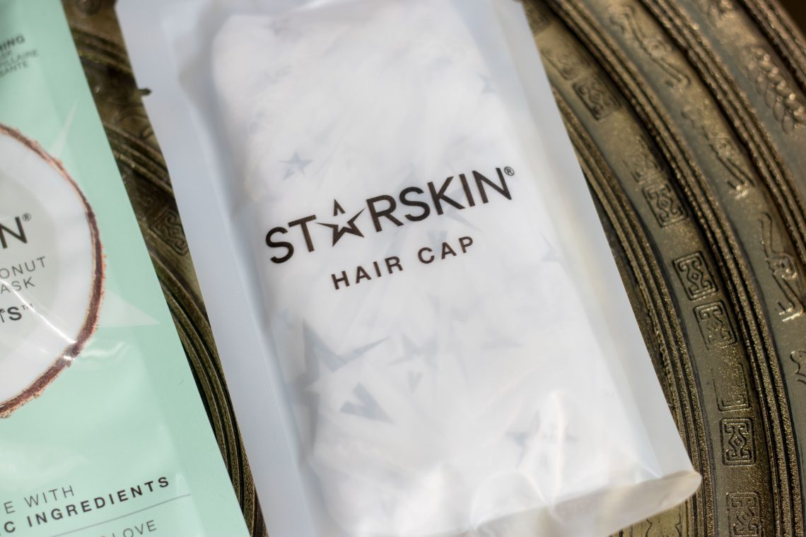 Starskin Hot Oil Hair Mask