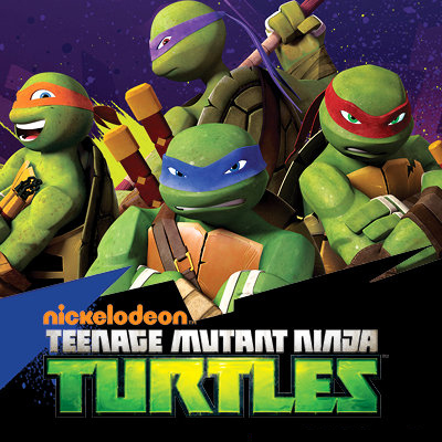 Teenage Mutant Ninja Turtles Boeken Dea Produkties