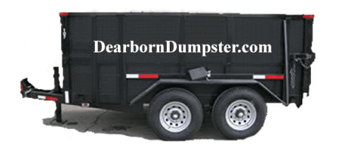 Dumpster rental Dearborn, MI
