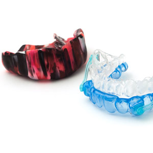 mouthguards.