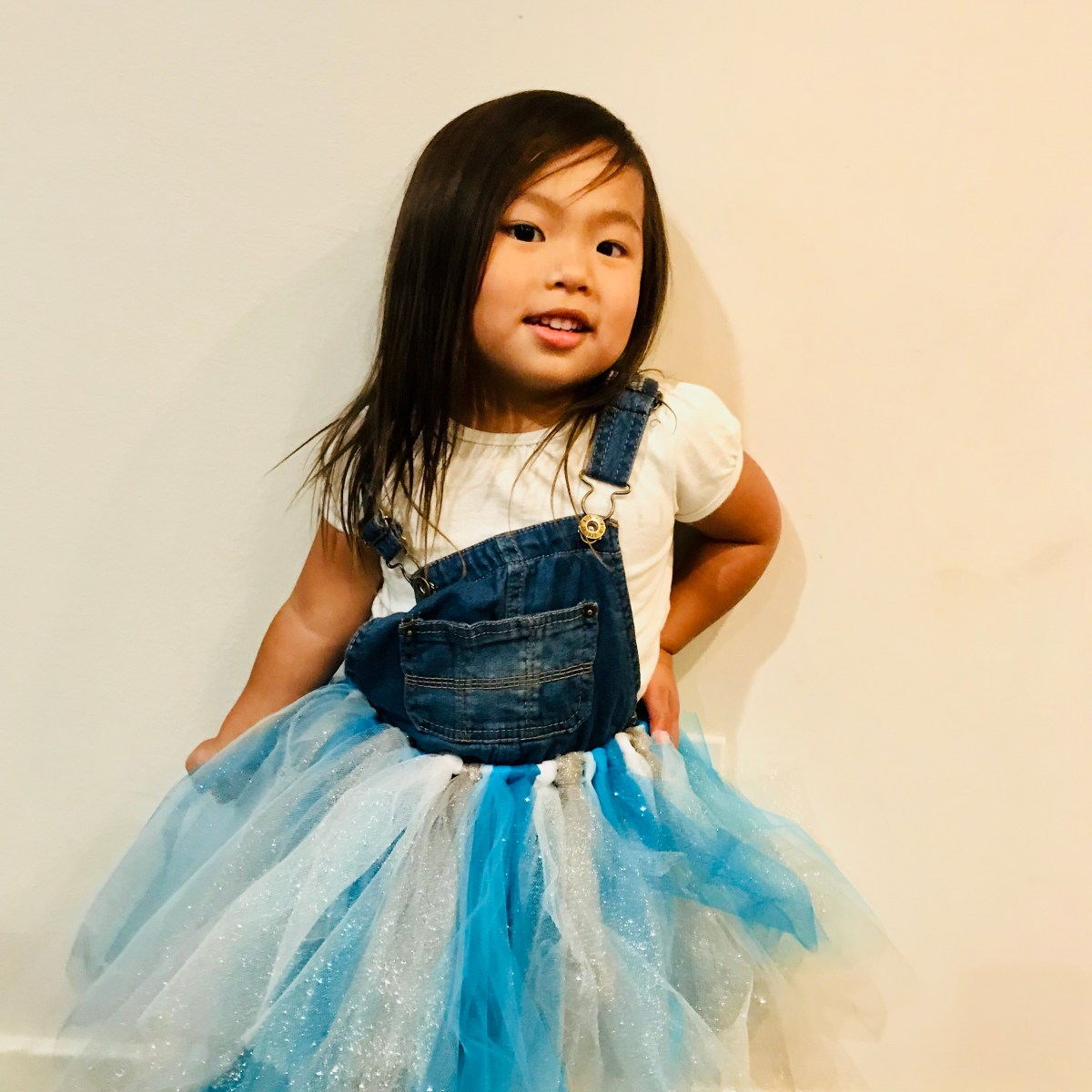 Make it Monday: DIY Frozen Inspired No-Sew Tulle Tutu