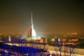 Mole Antonelliana - night view