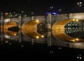 Bridge - Vittorio Emanuele I - night sight