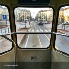 Sight from ancient tram