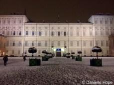 Palazzo Reale - winter shot
