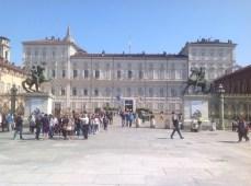 Palazzo Reale - Piazza Castello