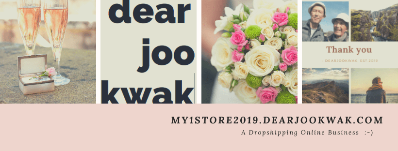 Welcome to My First Store – 2019!